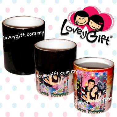Personalized Photo Magic Mug