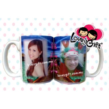 Personalized Photo Big Mug