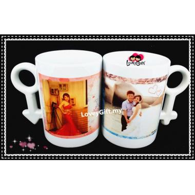 Personalized Photo Couple Mug