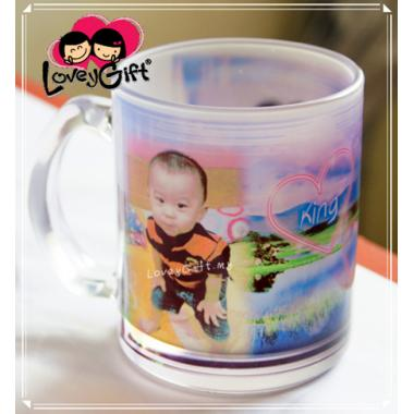 Personalized Photo Frost Mug