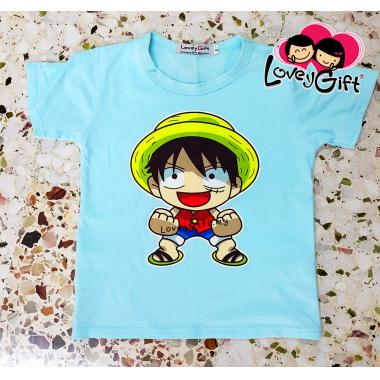 Personalized Kids Cotton T